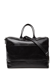 NEW COURIER STAY OVER BAG CAVIAR - BLACK
