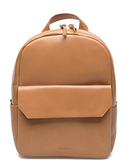 NEW COURIER BACKPACK MINI - NATURAL