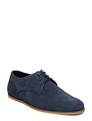 TESTA DERBY SHOE - NAVY