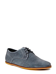 Testa New derby shoe - Suede - Anthracite