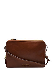 CATAMARAN EVE BAG - COGNAC