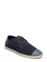 WAYFARER BASE MALE DERBY SHOE - NVY