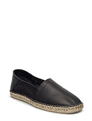 WAYFARER MALE ESPADRILLE - BLACK