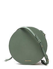 GALAX ROUND EVENING BAG - CAMBRIDGE BLUE