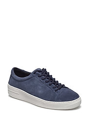 SEVEN20 BASE SHOE SUEDE MEN - NAVY