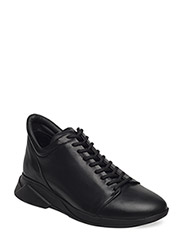 FORCE HI SHOE MEN - BLACK