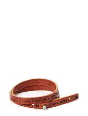 Philosophy Bracelet - Cognac