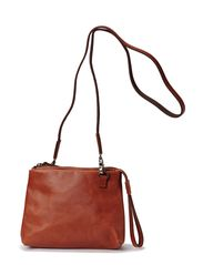 Lazy clutch - Cognac