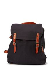 Legioner Mine canvas backpack - Navy