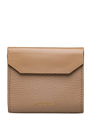 Alpha Zip Out Wallet - NUDE