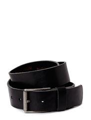 Keizer belt 4,0 cm - Black