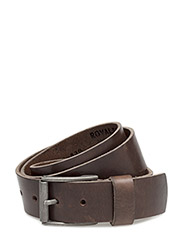 Keizer belt 4,0 cm - Dark brown