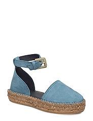 Wayfarer Sandal Suede - BLUE