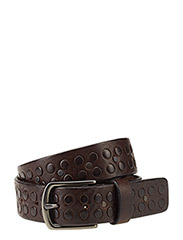 STEPSTONE BELT - BROWN