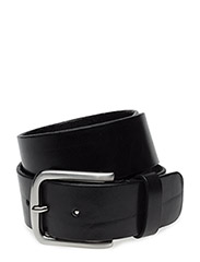 DOUBLE PATRIOT BELT - BLK
