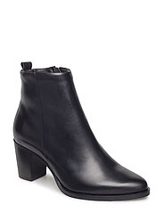 Stellar Zip Boot - BLACK