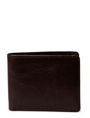City wallet - Brown