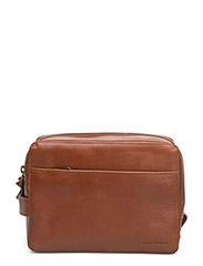 Gemin Toilet Bag Mini - COGNAC