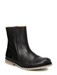 Ave Cross legioner tube boot - Black