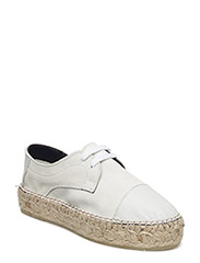 WAYFARER WMN DERBY SHOE - WHITE