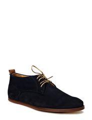 Muanza hi shoe - suede - Navy