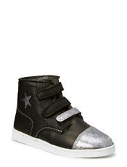 Cup Star Fur - Black/Silver