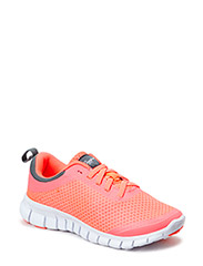 Velocity sneaker, comfy and easy - Coral