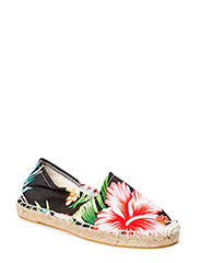 Flamingo espadrille - Hawaii