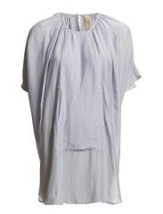 Tunic - Pale Aqua Grey