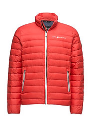 LINK DOWN JACKET - BRIGHT RED