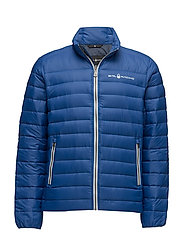 LINK DOWN JACKET - DEEP BLUE