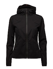 W LINK SOFTSHELL - CARBON