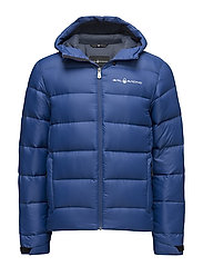 GRAVITY DOWN JACKET - DEEP BLUE