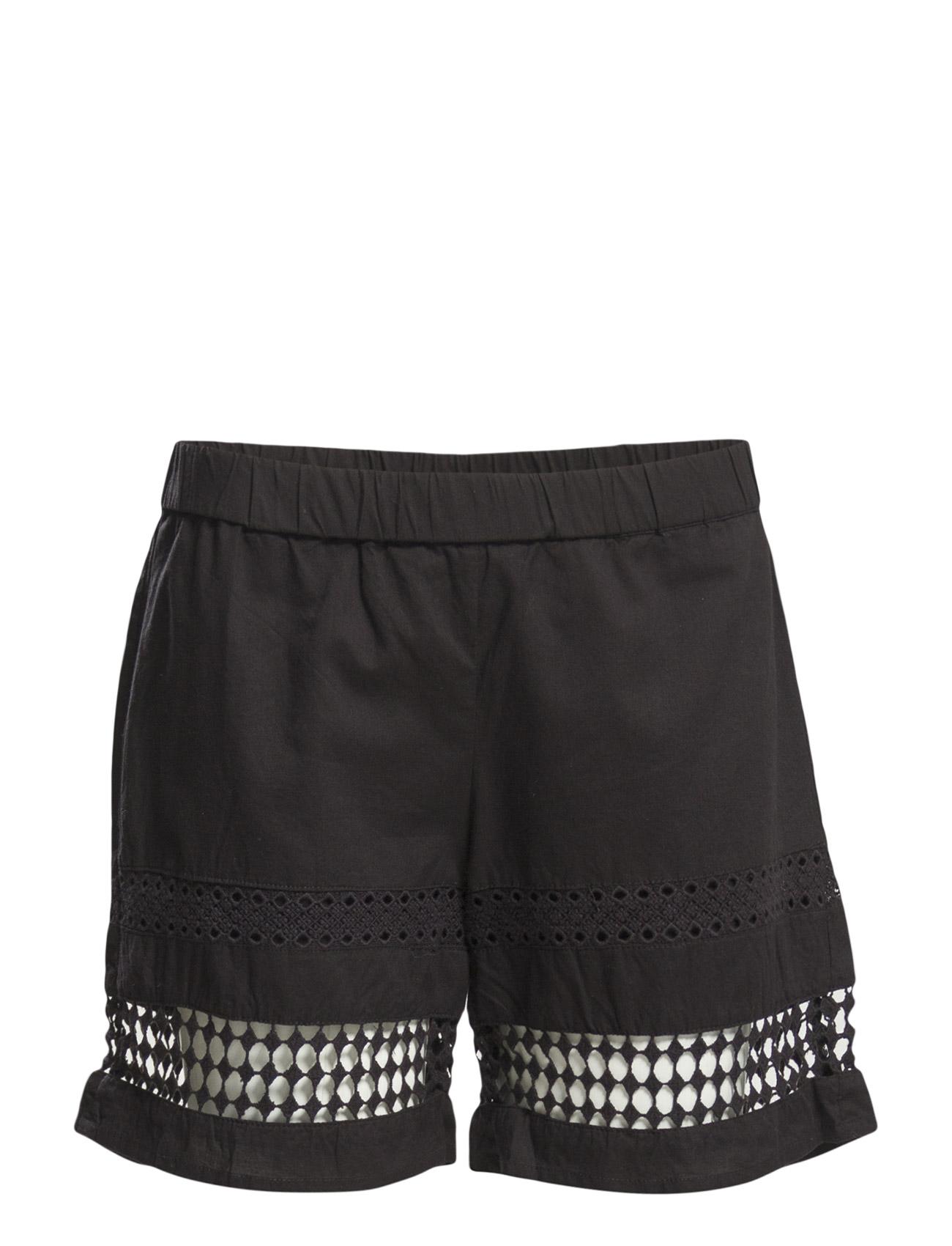 Lace Band Shorts