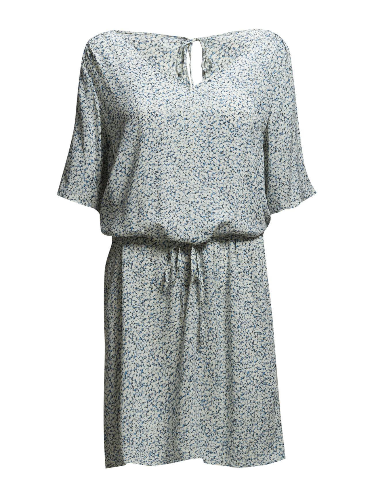 Dress With Print And Belt Saint Tropez Korte kjoler til Kvinder i
