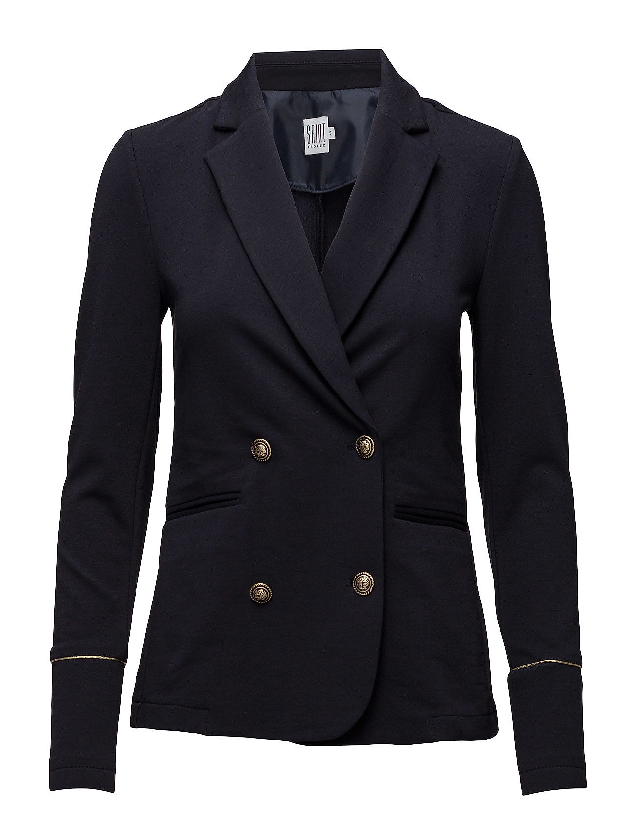 Jacket With Military Buttons Saint Tropez Blazere til Damer i