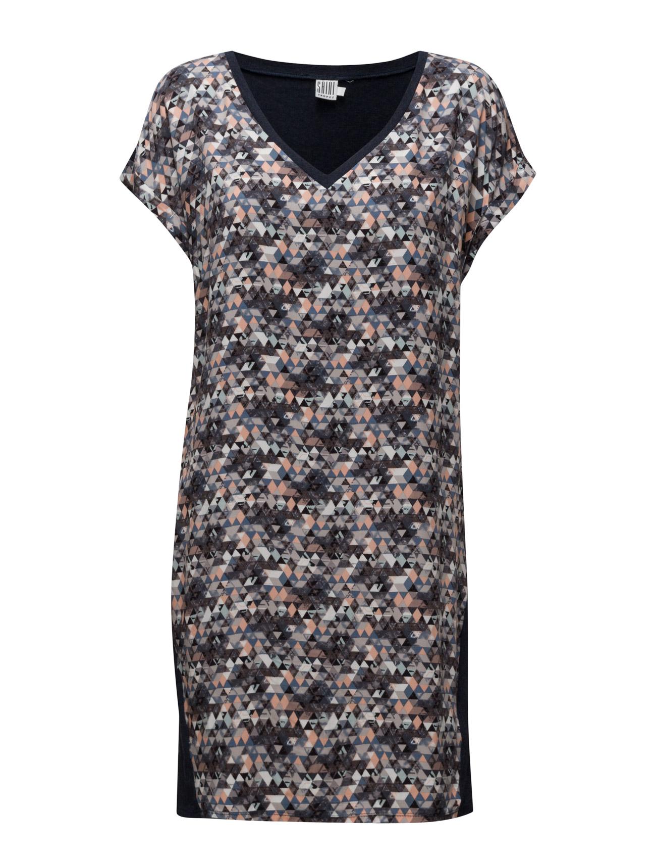 Mixed Dress Saint Tropez Korte kjoler til Damer i O.Blue