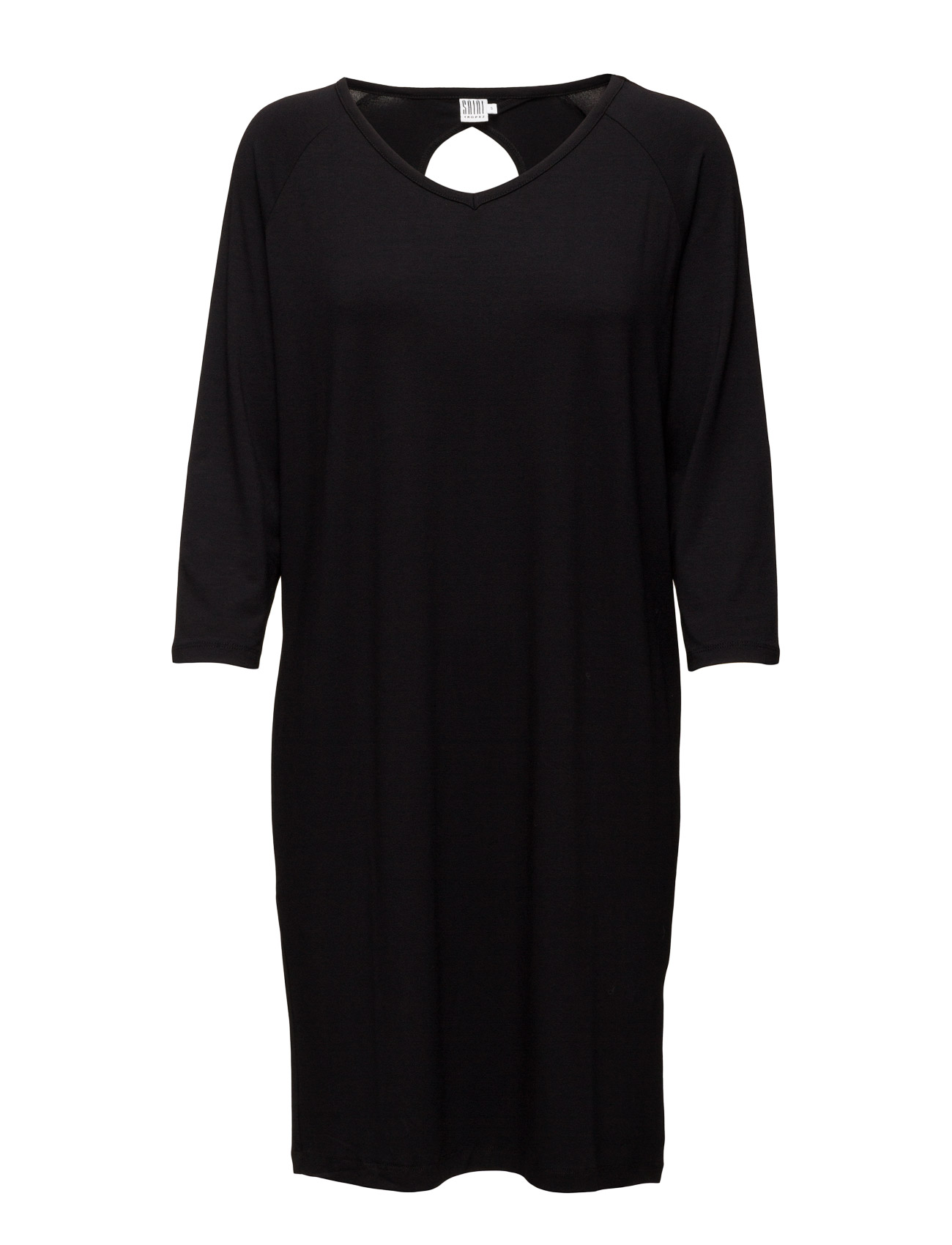 Dress With Neck Hole Detail Saint Tropez Kjoler til Kvinder i