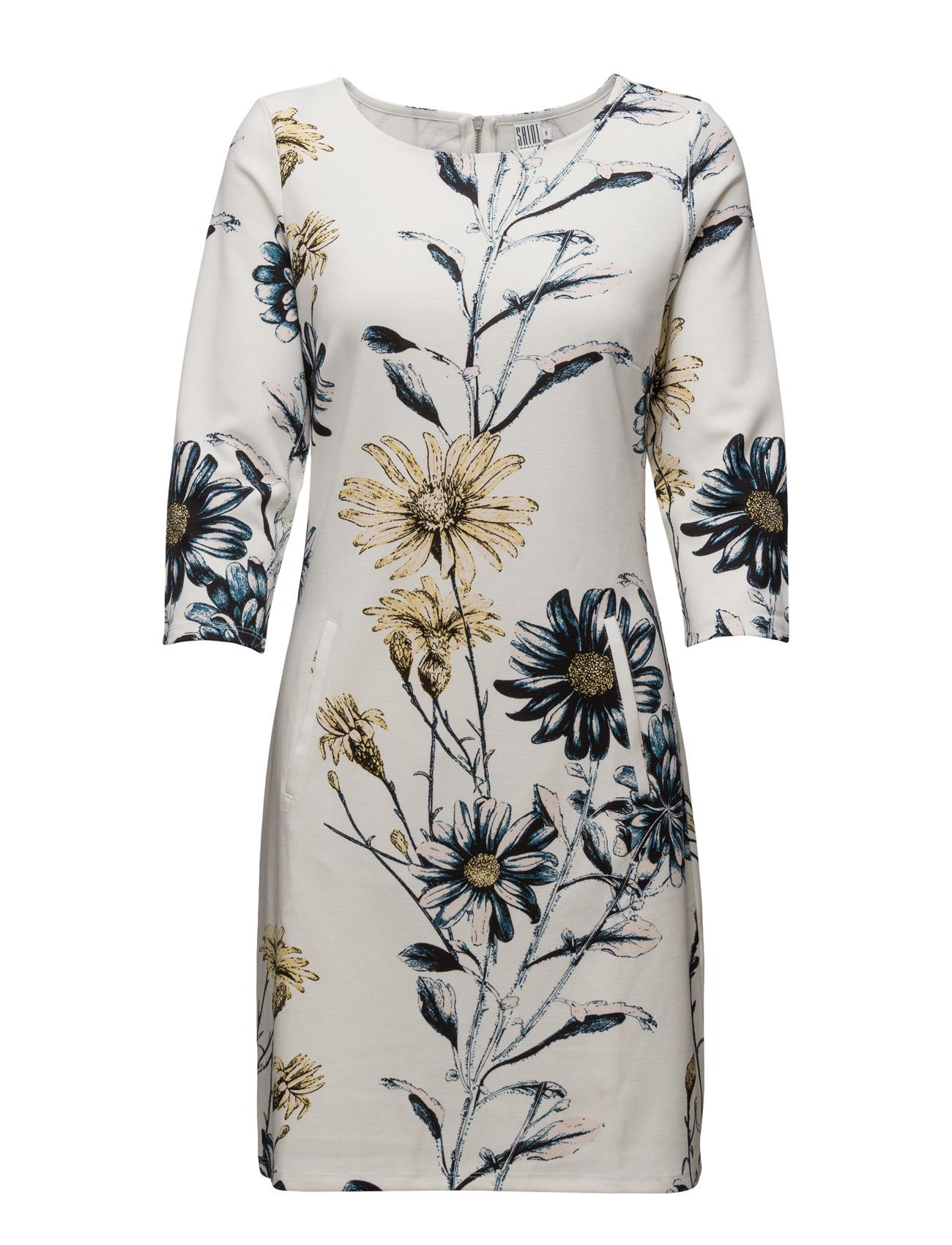 amp; Jersey Knælange Mellemlange Saint Dress Print Daisy Til Tropez 674xqRY7w