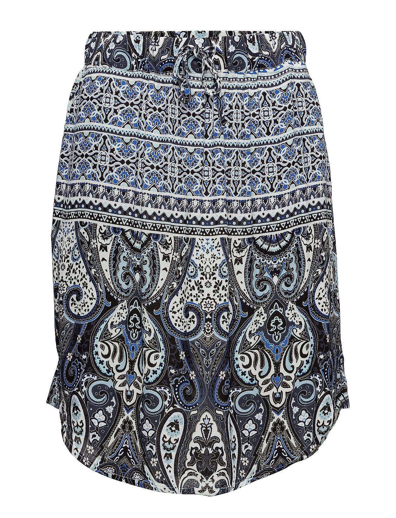 saint tropez – Paisley printed skirt på boozt.com dk