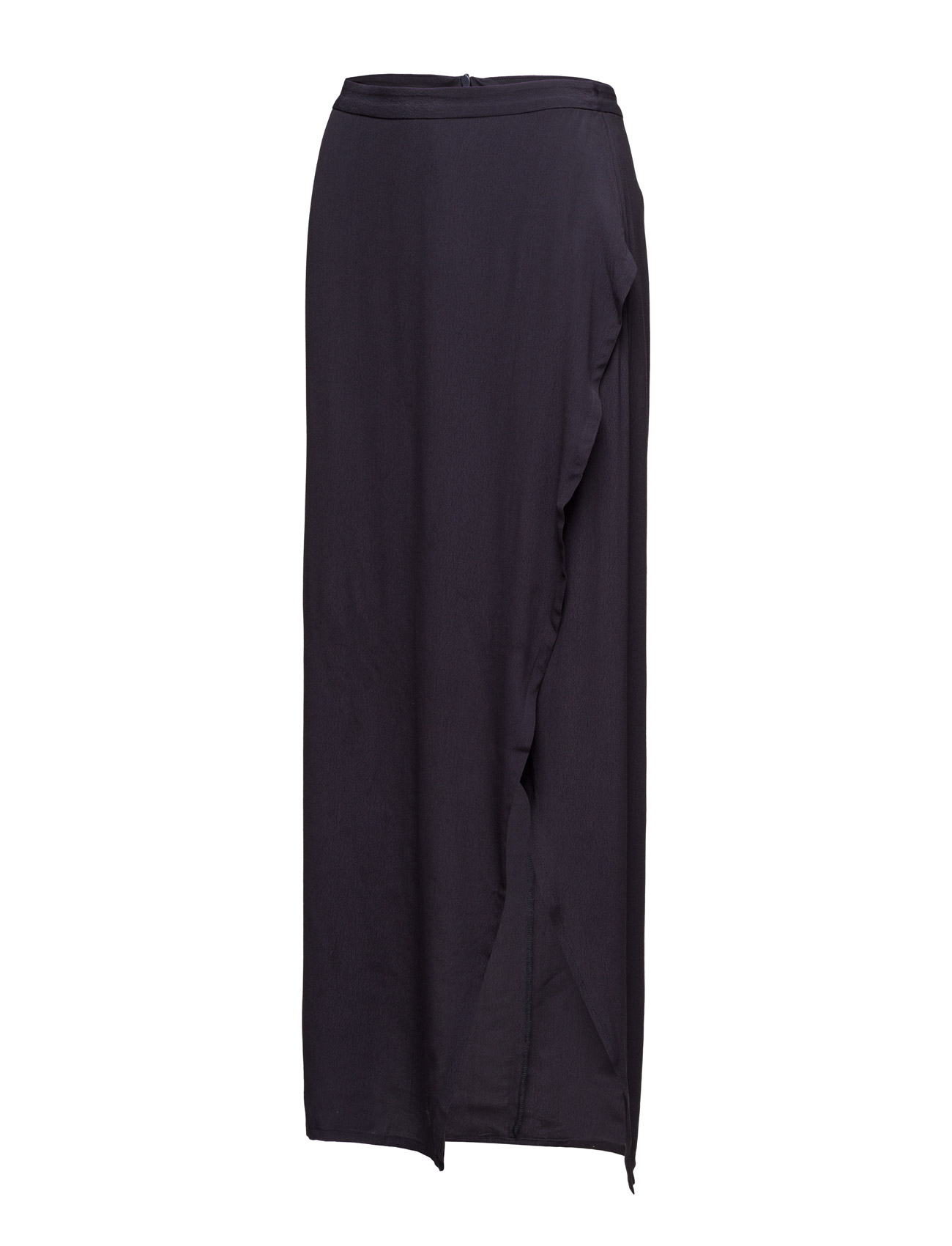 Skirt With Wrap Saint Tropez Maxi til Damer i Bl Deep