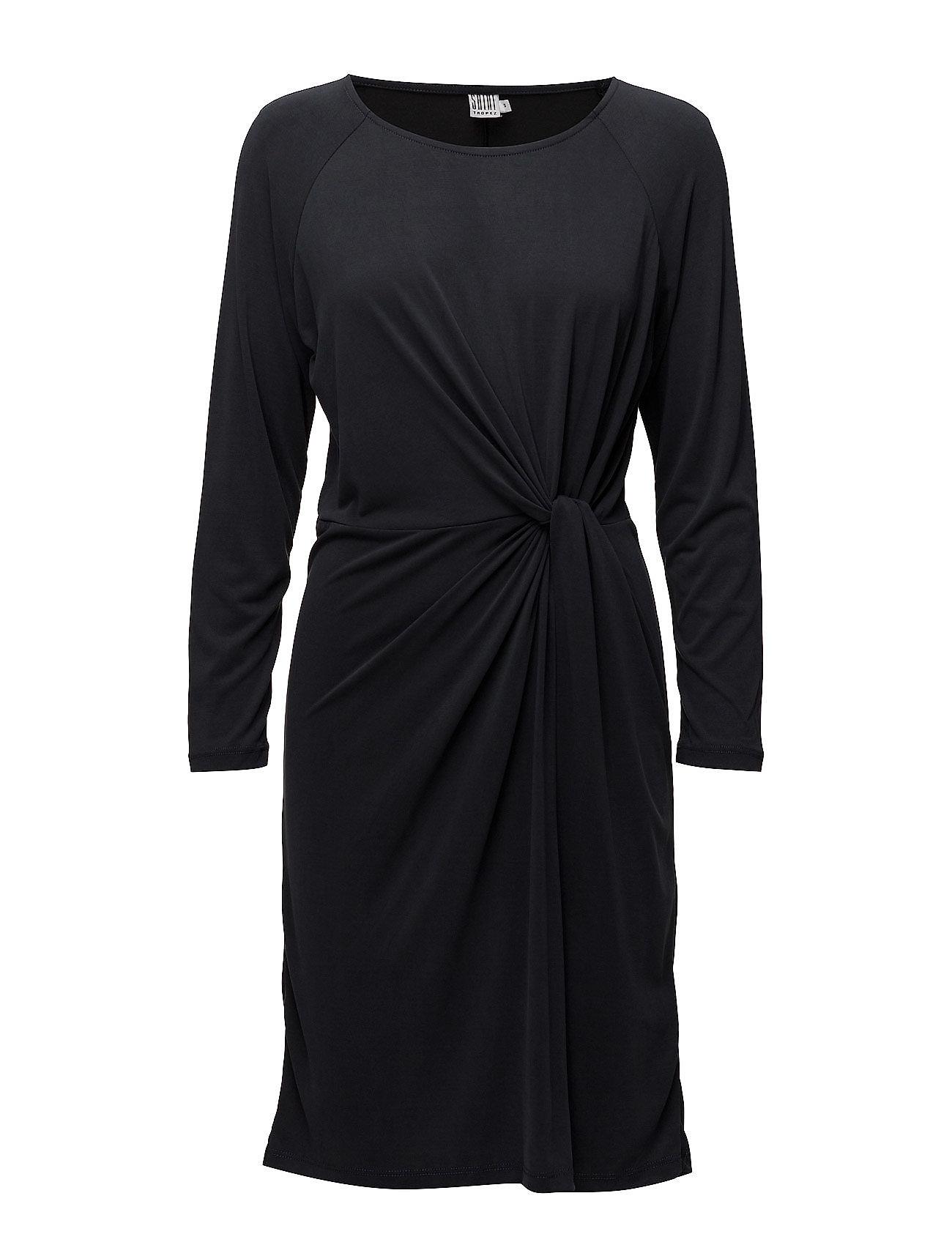 Modal Dress W.Knot Saint Tropez Korte kjoler til Damer i fantom
