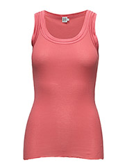 Saint Tropez - O-N Rib Top W Wide Straps