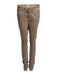 Saint Tropez DROP CROTCH, SKINNY, OIL WASH