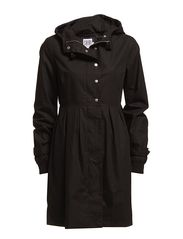 Saint Tropez HOODED COAT A SHAPE