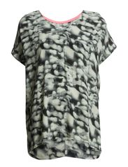 ALL OVER PRINTED TOP - M.Charco