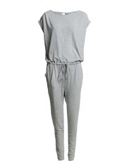 JERSEY JUMPSUIT - C.Grey M