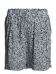 DOTTY PRINT SHORTS - P.Blue