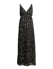 MAXI DRESS WITH PRINT - BlueDawn
