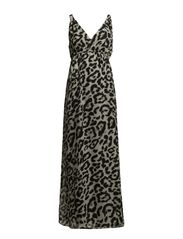 MAXI DRESS WITH PRINT - Whisper